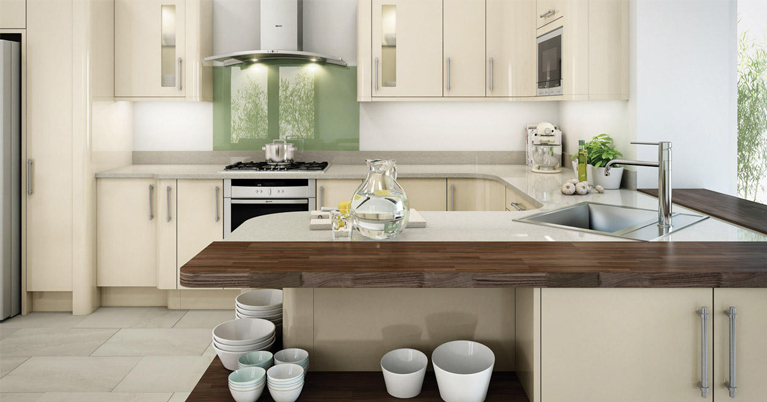 Fitted kitchens manchester number one kitchens for Fitted kitchen designs