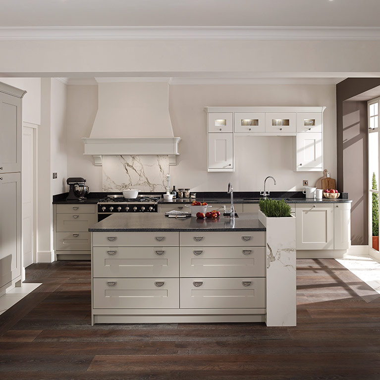 Fitzroy Fitted Kitchen