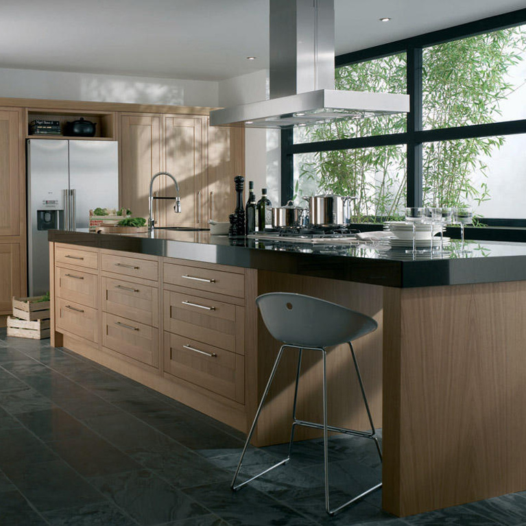 Milton Oak Fitted Kitchen