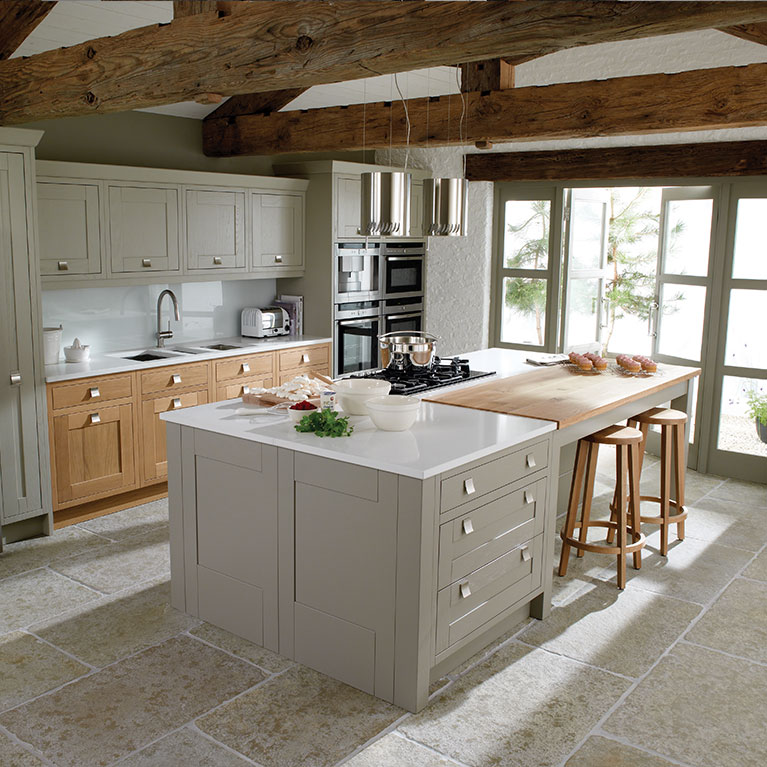 fitted broadoak linen kitchen number one kitchens