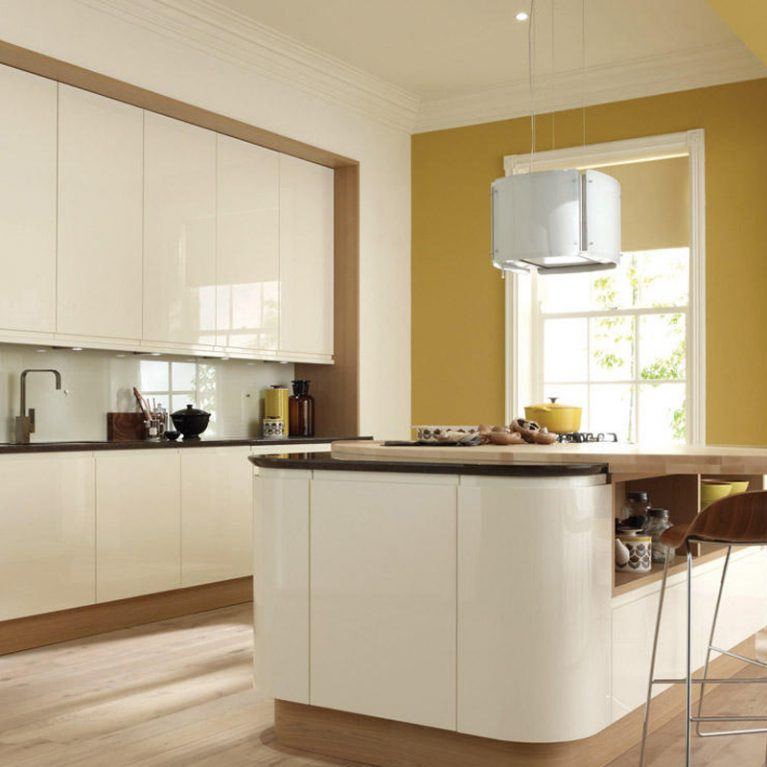 Remo Alabaster Fitted Kitchen