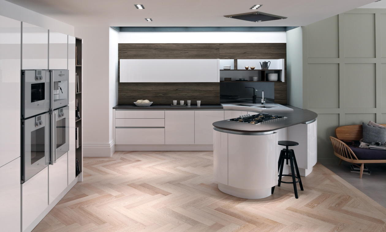 Tomba Fitted Kitchen | Number One Kitchens