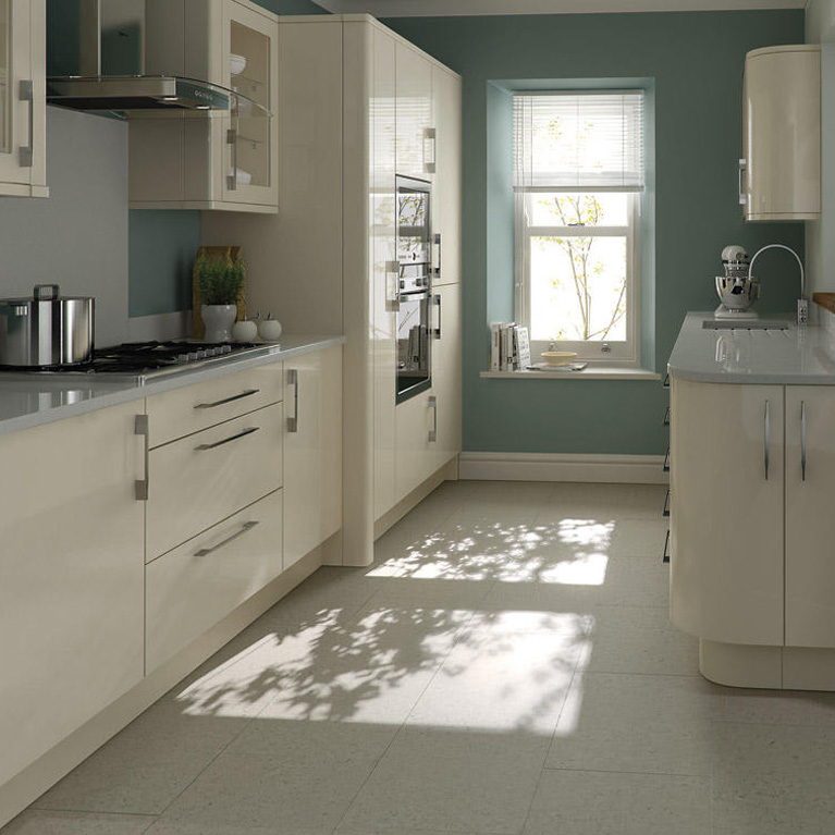 Porter Alabaster Fitted Kitchen