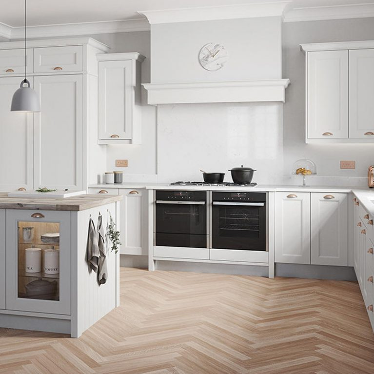 Mornington Beaded Fitted Kitchen