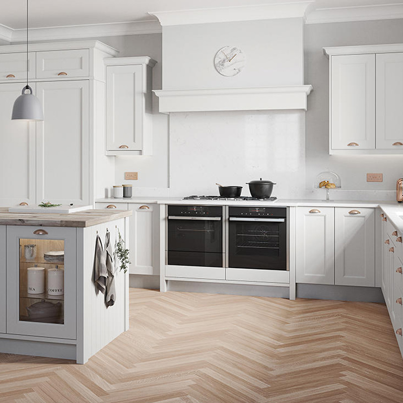 Dream Kitchen Reviews: Mornington Beaded Fitted Kitchen