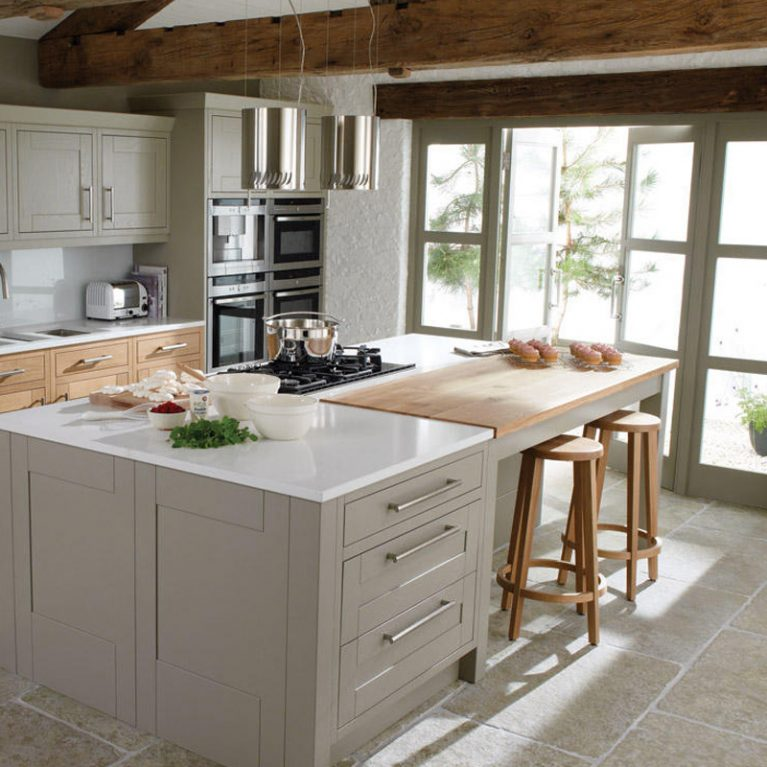 Milton Painted Fitted Kitchen