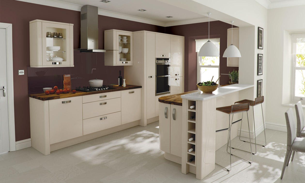 Beau Number One Kitchens